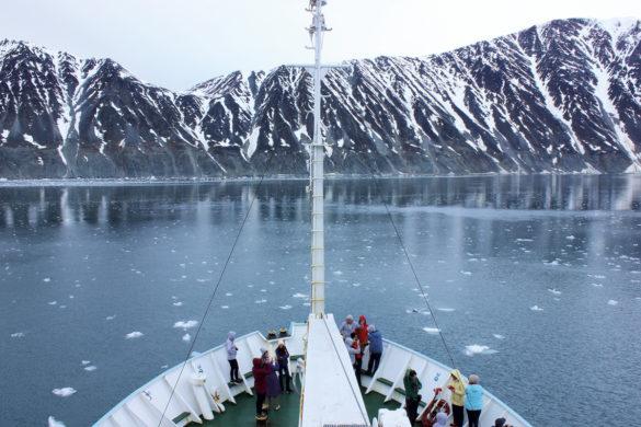 «Арктический плавучий университет» САФУ— одна изстартовых площадок для молодых ученых