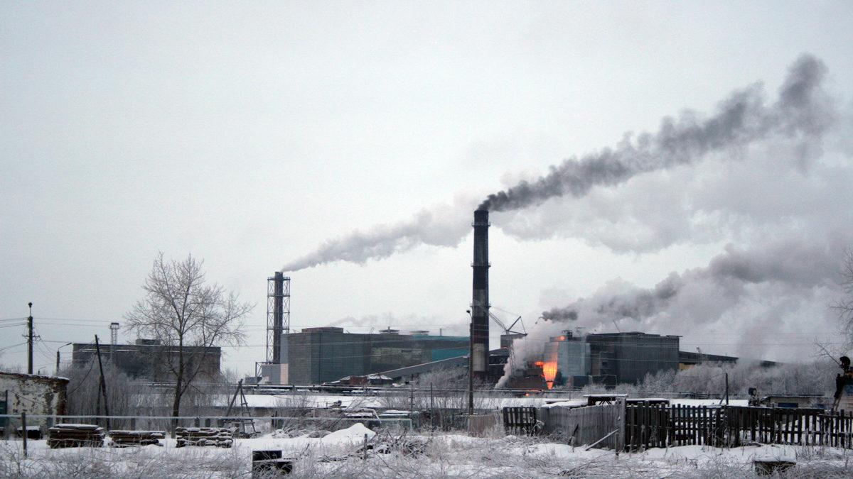 СЦБК: как рождался промышленный гигант