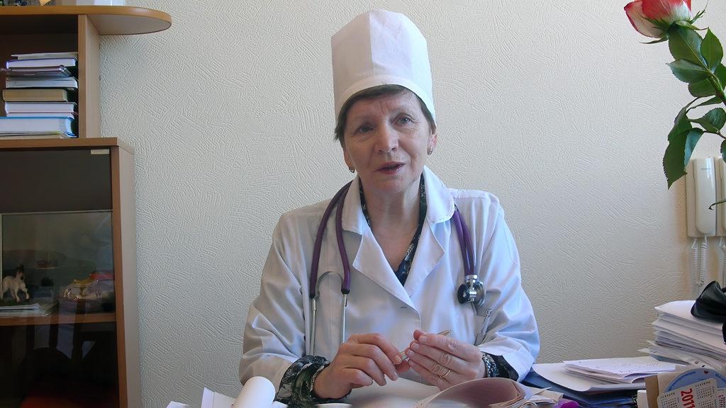 Александра Киселева, заведующая кардиологическим отделением, заслуженный врач РФ:«ВЦМСЧ есть все возможности для оперативной постановки диагноза илечения больных сострым коронарным синдромом»