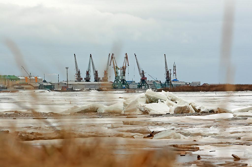 Нарьян-марский порт ждет масштабная реконструкция