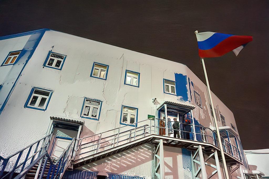 Застава— 5 тысяч квадратов арктического комфорта
