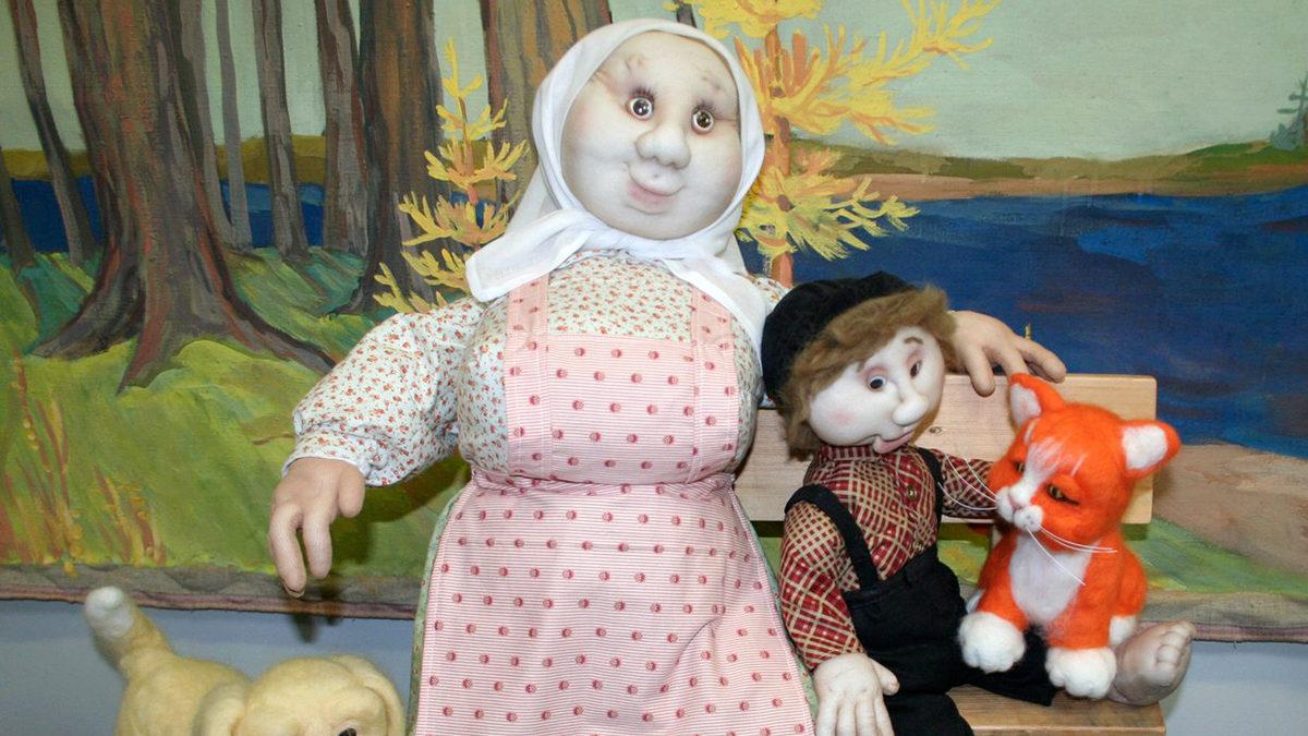 Кукольная Веркола