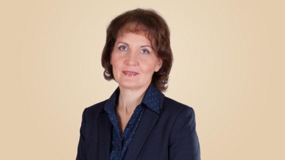 Лариса Русинова, директор центра содействия профессиональному самоопределению Архангельского областного института открытого образования