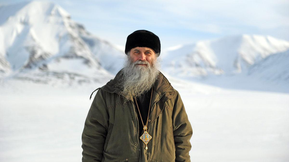 ВАрктике люди становятся близкидруг другу духовно