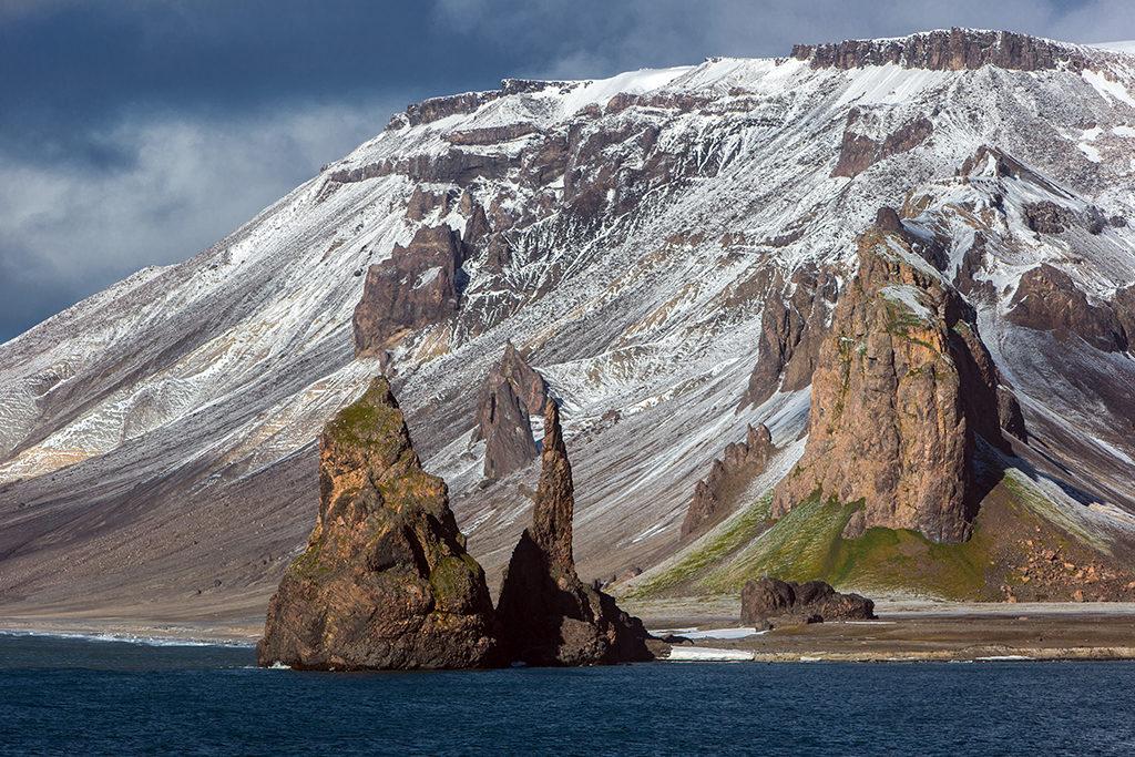 Сликвидацией заказника «Земля Франца-Иосифа» ичастичной его передачей «Русской Арктике» статус охраняемой территории потеряли более 4млн км² Северного Ледовитого океана.