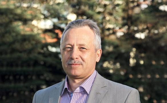 Михаил Гмырин: хочется, чтобы будущее нашего города было связано сАрктикой