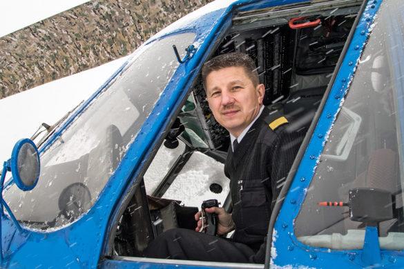 Сергей Шамов, летный директор 2-го Архангельского объединенного авиаотряда: «Простая нормальная мужская работа. Ничего особенного»