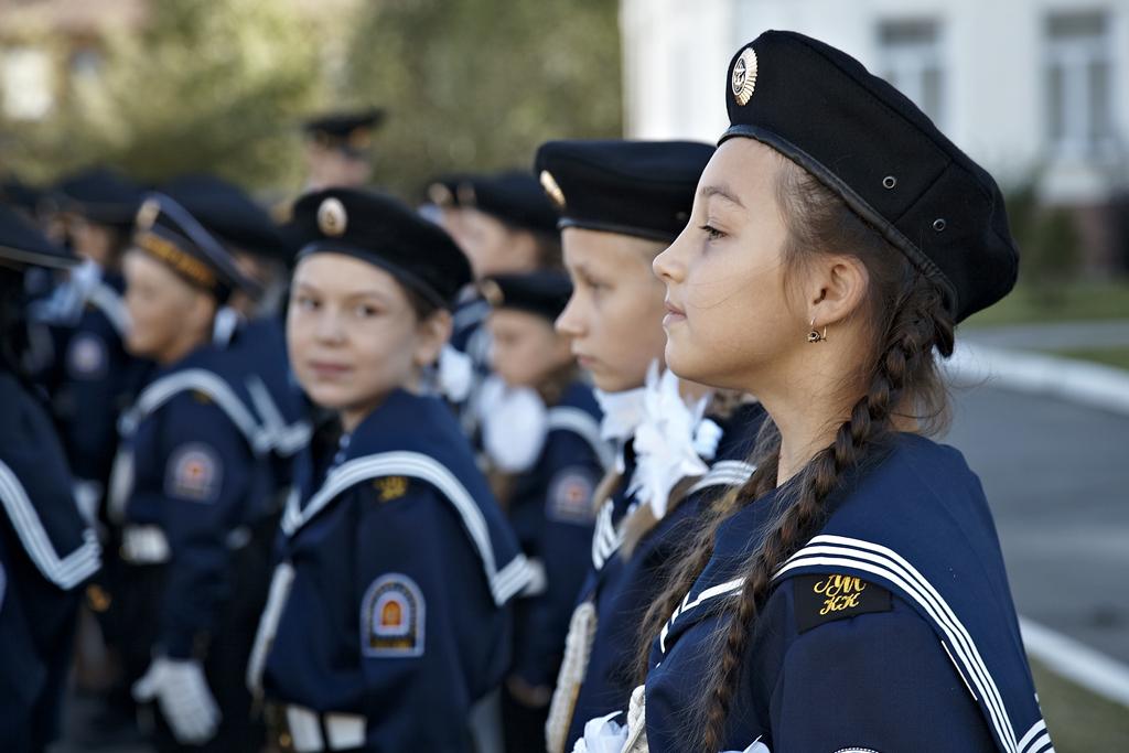 Из кадетов — в ряды сотрудников МЧС
