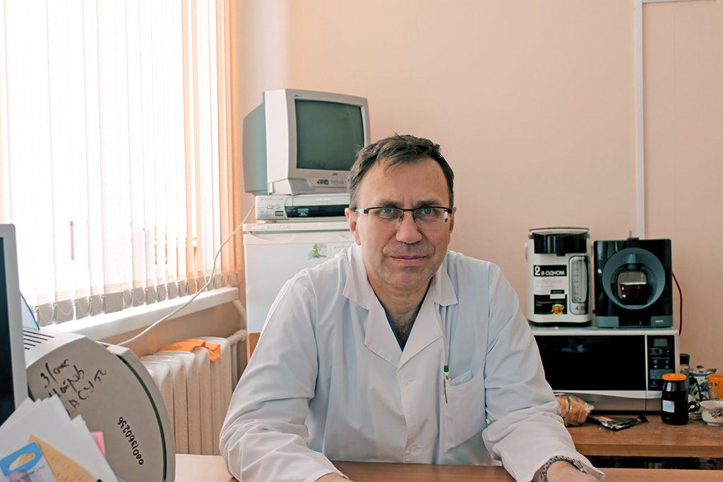 Владимир Семенский, ведущий кардиохирург, руководитель ЦССХ