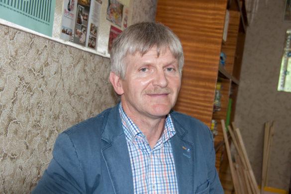Николай Белозеров, директор АО «Важское»: «Молоко практически две недели качали через реку по молокопроводу»