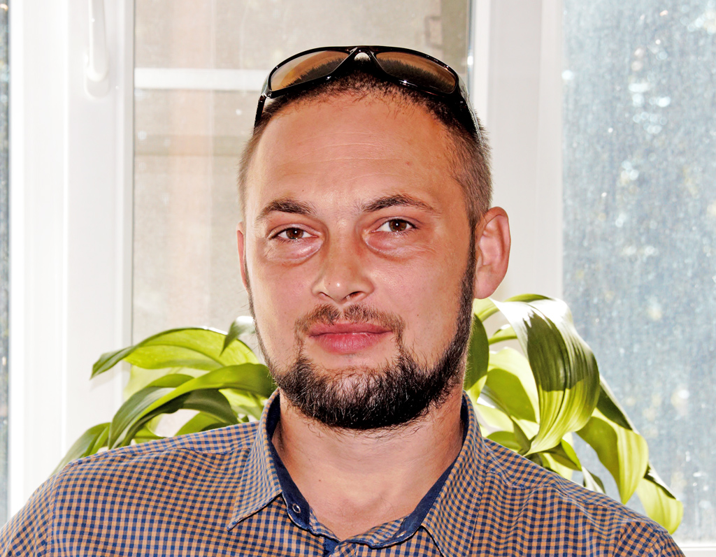 Андрей Ботт— главный ветеринарный врач