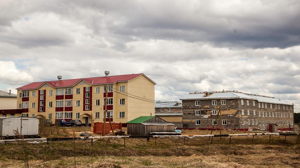 Холмогорский район досрочно завершает программу переселения граждан изаварийного жилья