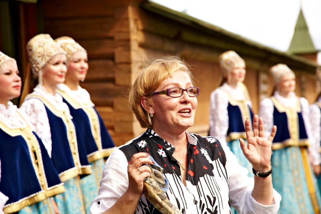 Елена Шатковская, директор Кенозерского национального парка: «Мы собираем историю по крупицам, чтобы нынешнее молодое поколение имело представление,как и чем жилиих недавние предки»