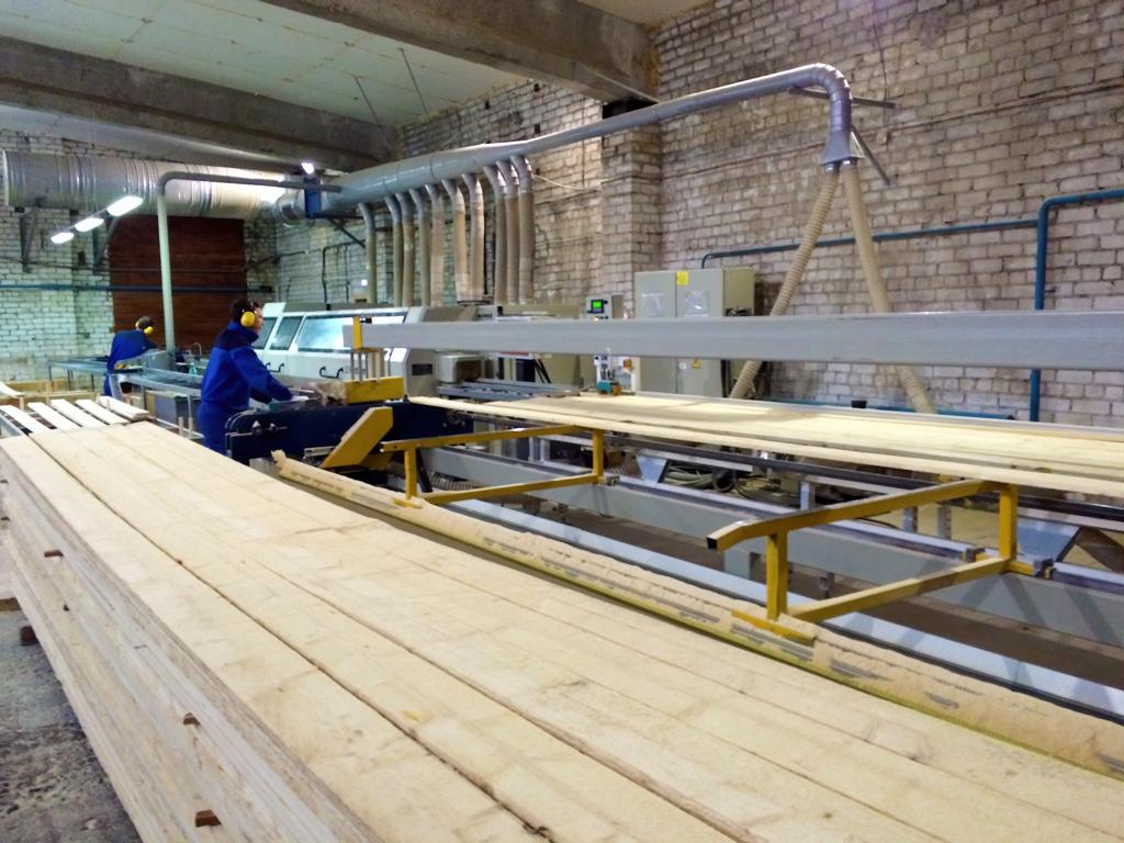Инвестиции вглубокую переработку древесины