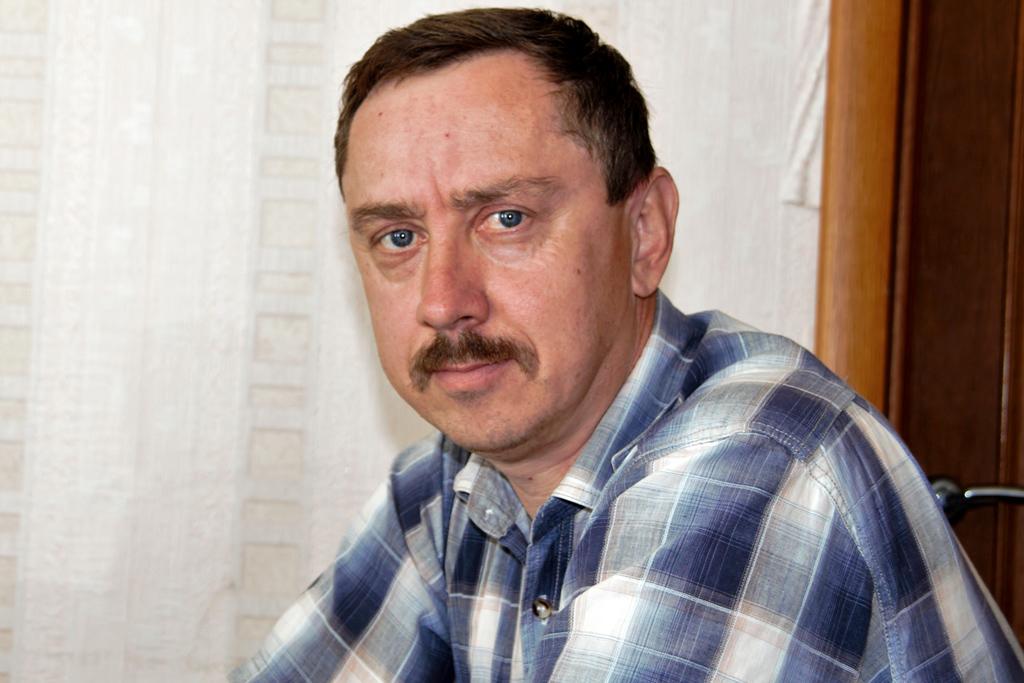 Евгений Макаровский— главный зоотехник