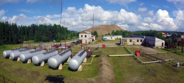 Сжиженный газ — для бытовых и промышленных потребителей