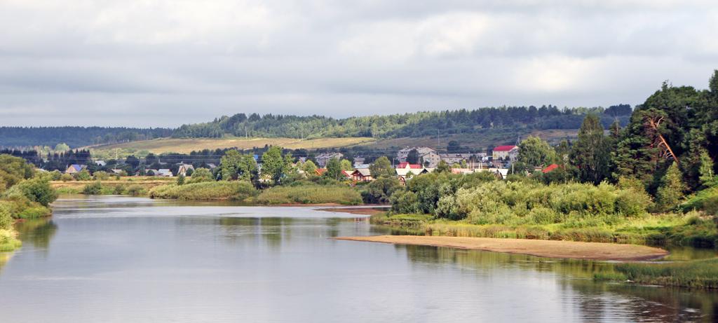 Река Виледь