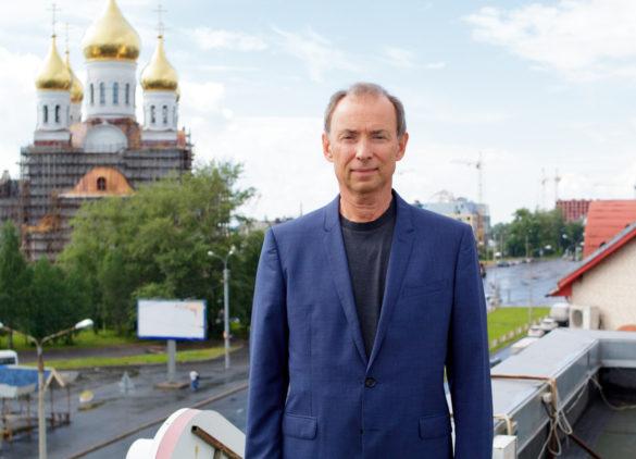 Алексей Родин: «Теннисную ракетку не выпускаю из рук вот уже 50 лет»