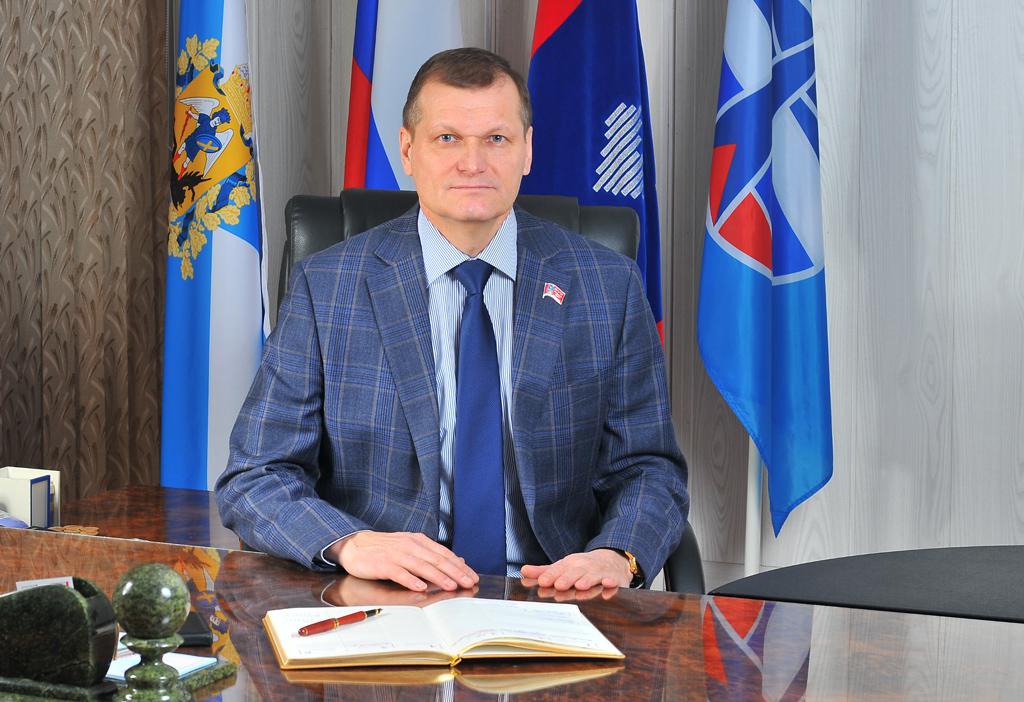 Юрий Сергеев, глава Мирного: «Зона ответственности муниципалитета — это комфорт и социальное благополучие мирян»
