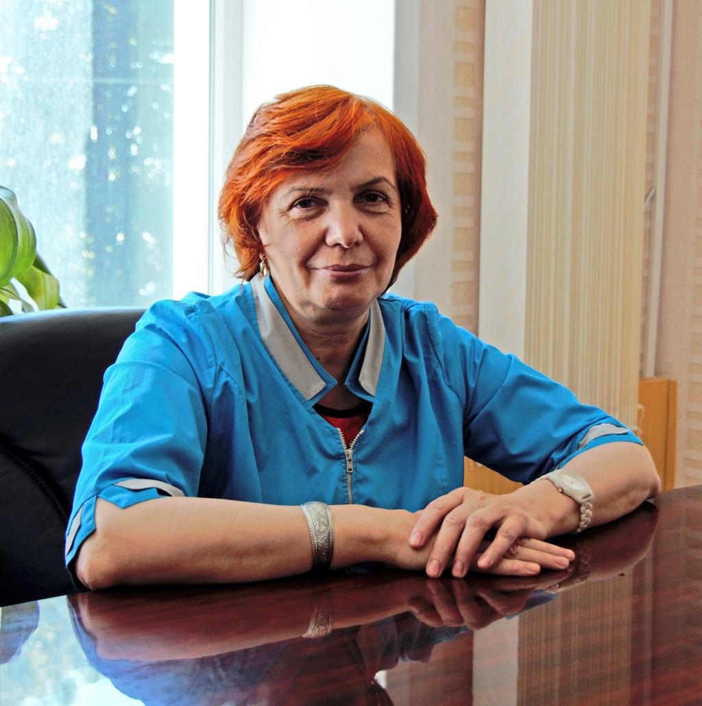 Наталья Стрюкова— зоотехник-селекционер