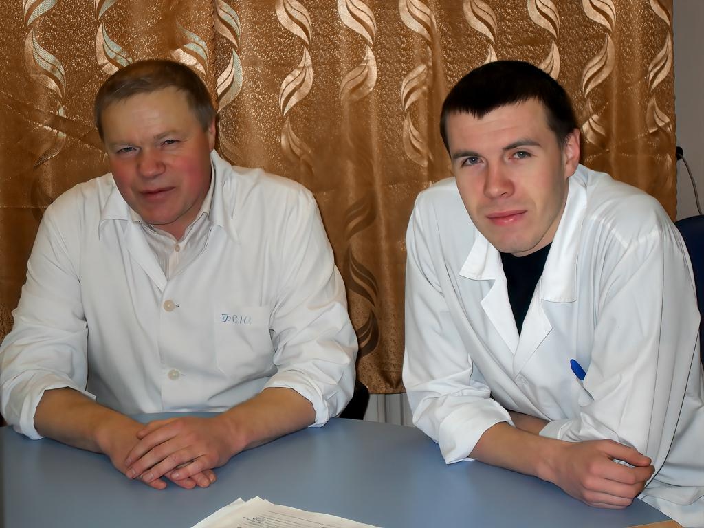 Сергей и Иван Фадеевы