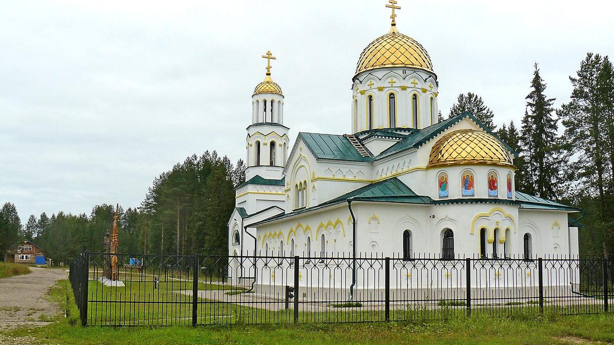 Советским брендом стала церковь