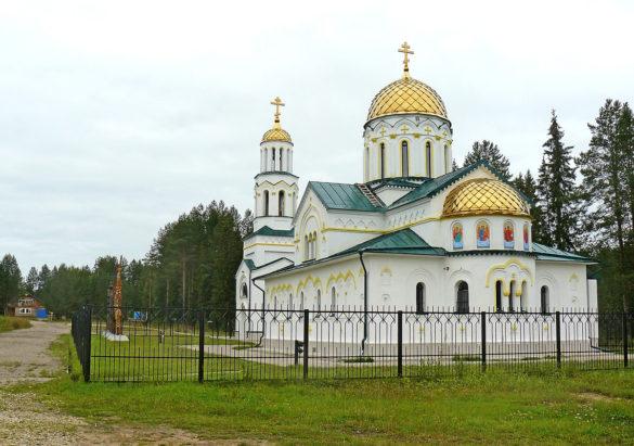 Храм иконы Казанской Божией Матери