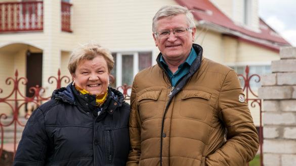 Валентин Викторович и Татьяна Владимировна Андреевы