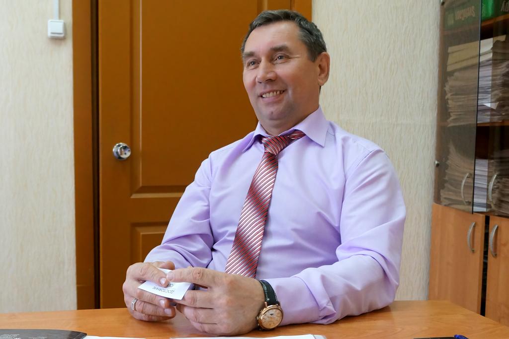 Виктор Шерягин, глава Вельского района: «Бизнес наш местный поддерживаем, сохраняем рабочие места»