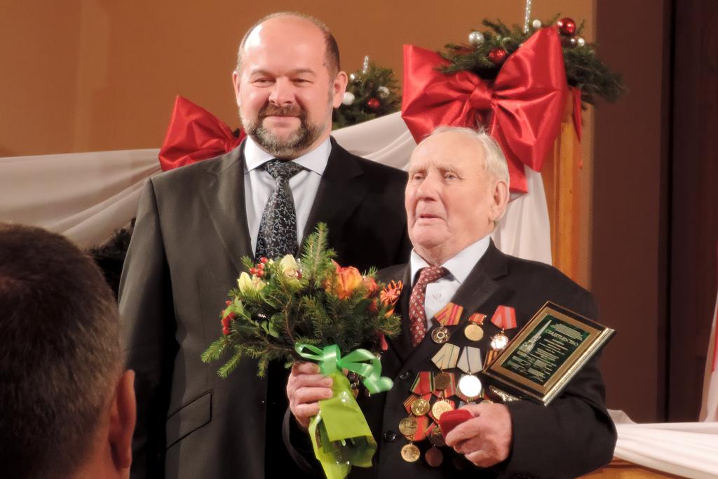 Навручении награды «Достояние Севера»