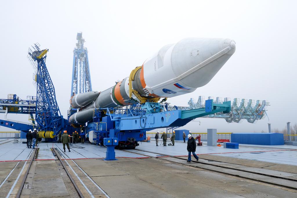 Россия — великая космическая держава