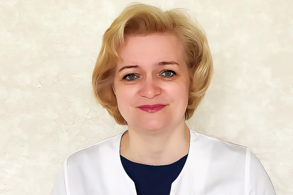 Людмила Задворная, главный врач Яренской ЦРБ