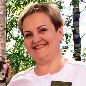 Марина Куратник, главная медицинская сестра