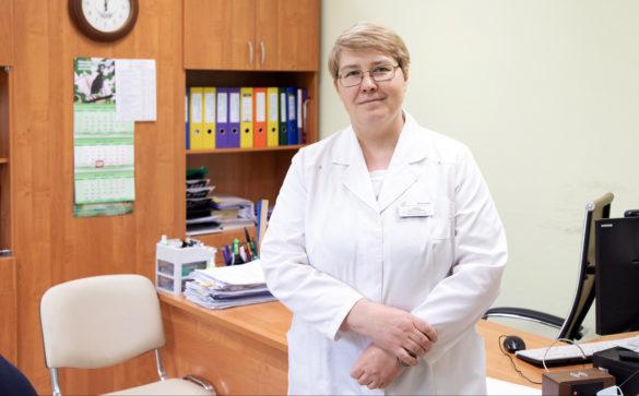Заместитель главного врача АКОД помедицинской части Ольга Новыш