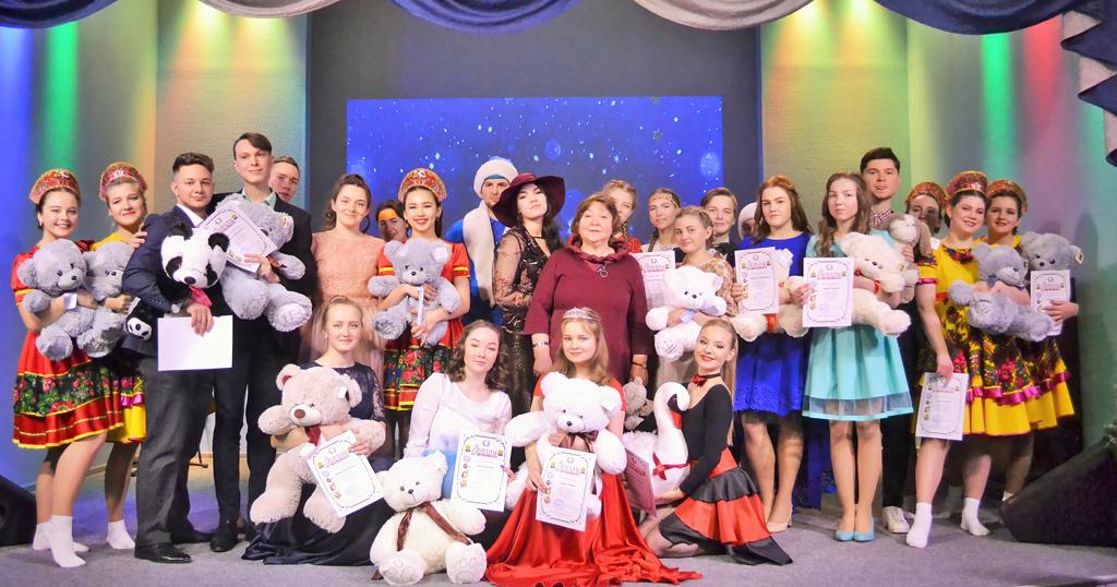Победители фестиваля талантов