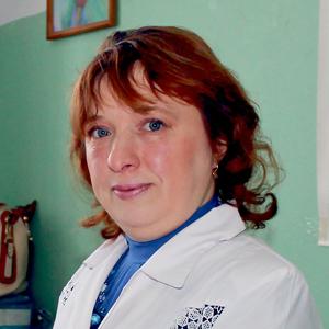 Светлана Федотова, врач-терапевт