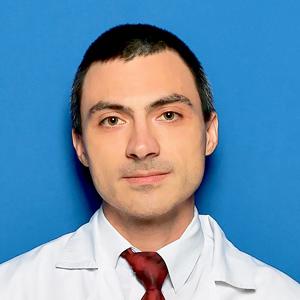 Георгий Черпинский, врач — анестезиолог-реаниматолог