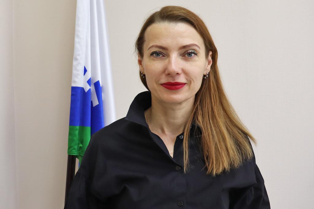 Елена Левина, и. о. руководителядепартамента здравоохранения, труда исоциальной защиты населения НАО