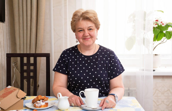 Ирина Валентиновна Щепина, заведующая Центром инфекционных болезней Архангельской областной клинической больницы