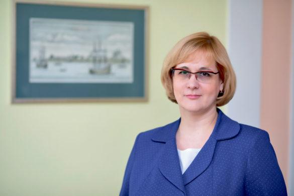 Директор ТФОМС Архангельской области Наталья Ясько