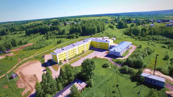 Ильинская ЦРБ стоит настраже здоровья 10 тысяч жителей Вилегодского района