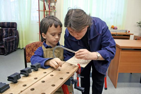 Опорно-экспериментальный реабилитационный центр для детей с ограниченными возможностями