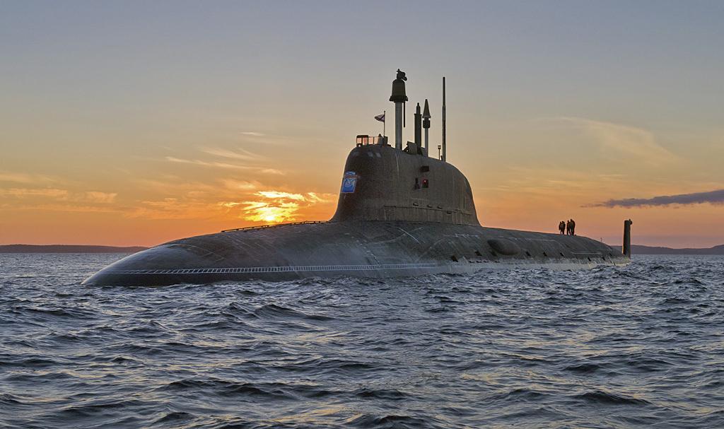 АПК «Северодвинск» — головной корабль проекта «Ясень»