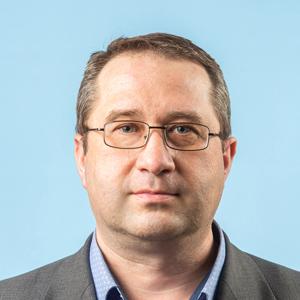 Александр Афанасьев, начальник отдела кадров организационно-кооперативной работы