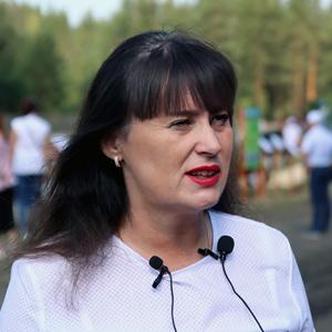 Ирина Бажанова,министр АПК иторговли Архангельской области