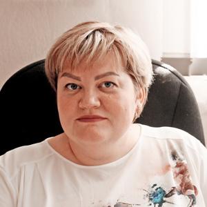 Ольга Валерьевна Боголепова, председатель правления райпо