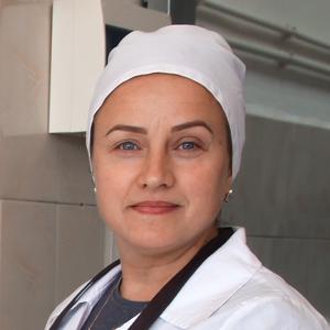 Ирина Сергеевна Калядина, мастер кулинарного цеха