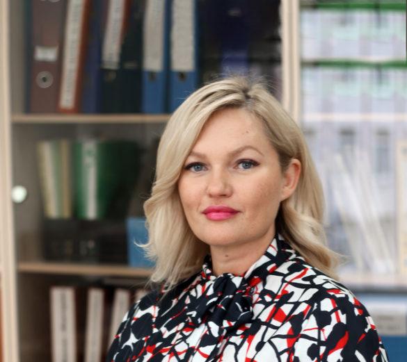 Татьяна Козьмина, начальник отдела экономики, финансов, бухгалтерского учета, налогообложения, контроля, автоматизации имеханизации производственных процессов