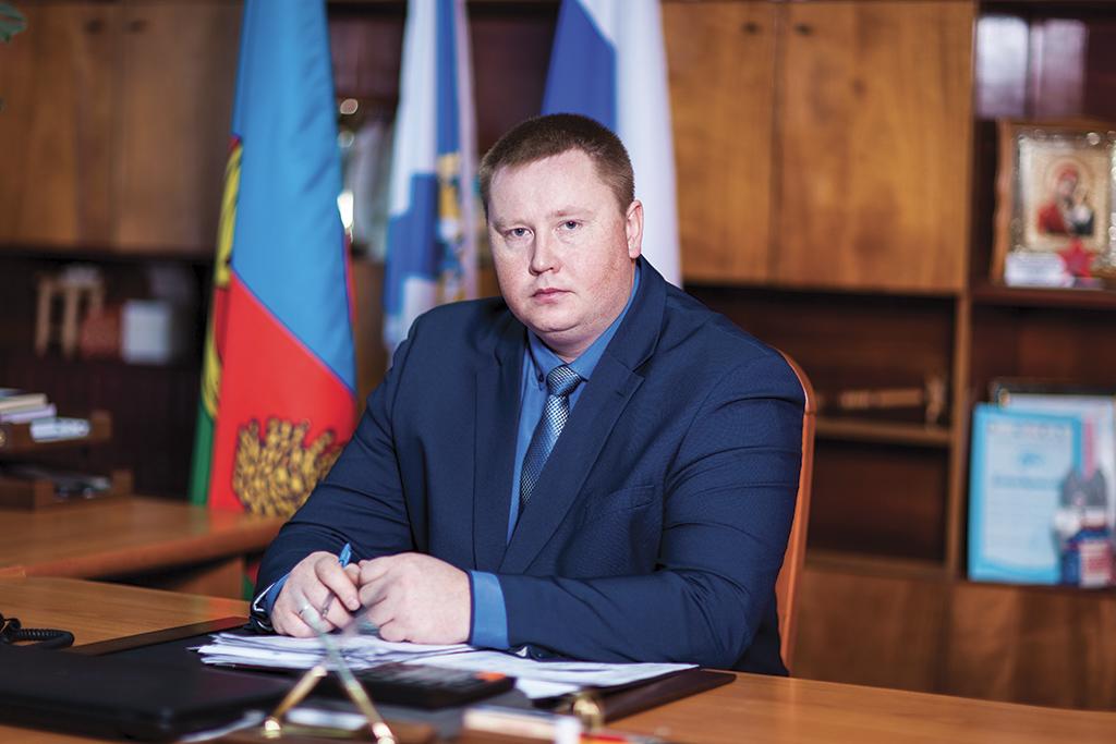 Александр Кононов, глава Няндомского муниципального района