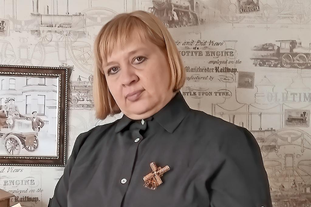Анна Крючкова, главный специалист отдела по делам молодежи, культуре и искусству администрации МО«Мезенский район»